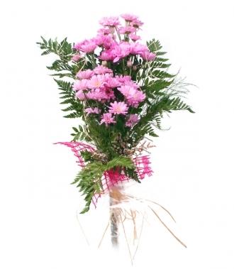 Букет от хризантеми